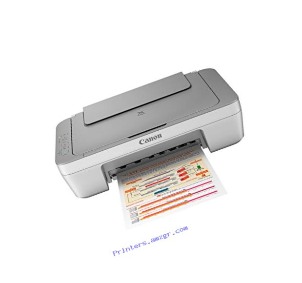 Canon PIXMA MG2420 Inkjet Photo Printer, Copy/Print/Scan