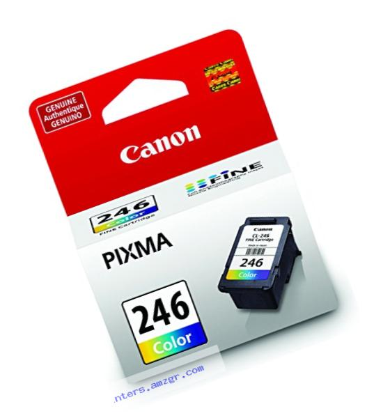 Canon CL-246 Color Ink Cartridge Compatible with MX492, MG3020,MG2920,MG2924, iP2820,MG2525 and MG2420 (8281B001)